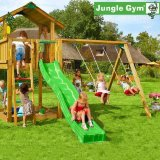 Игровой комплекс «Jungle Chalet + Swing»