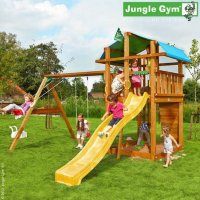 Игровой комплекс «Jungle Fort + Swing Module Xtra»