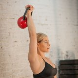 Гиря 22,7 кг (50lb) Body-Solid KETTLEBALL™