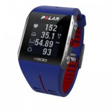 POLAR V800 HR (blue) спортивные GPS-часы