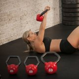 Гиря 24,9 кг (55lb) Body-Solid KETTLEBALL™