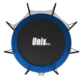 Батут UNIX line 8 ft inside (blue)