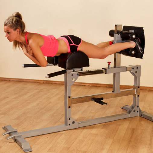 Римский стул / Глют машина Body-Solid GHD Glute Ham machine - SGH500