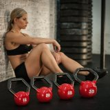 Гиря 27,2 кг (60lb) Body-Solid KETTLEBALL™