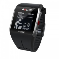 POLAR V800 HR (black) спортивные GPS-часы