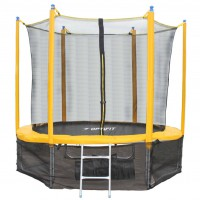 Батут OptiFit Sun Like 6FT 1,83 M (желтый)