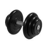 "Гантель 18,5 кг TIGHT SET ""Профи"" MB-Barbell"
