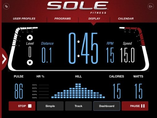 SOLE Fitness App by Dyaco International Inc.