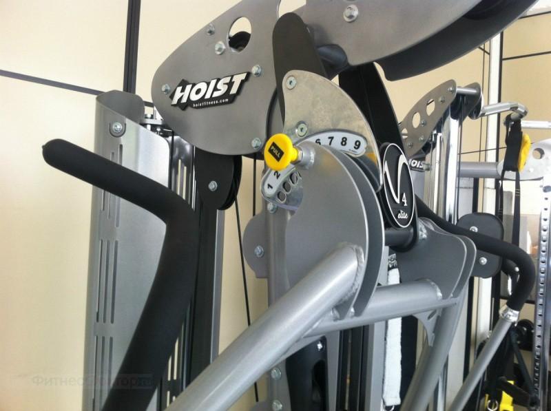 Hoist V-4-Elite – купить силовой тренажер, сравнение цен